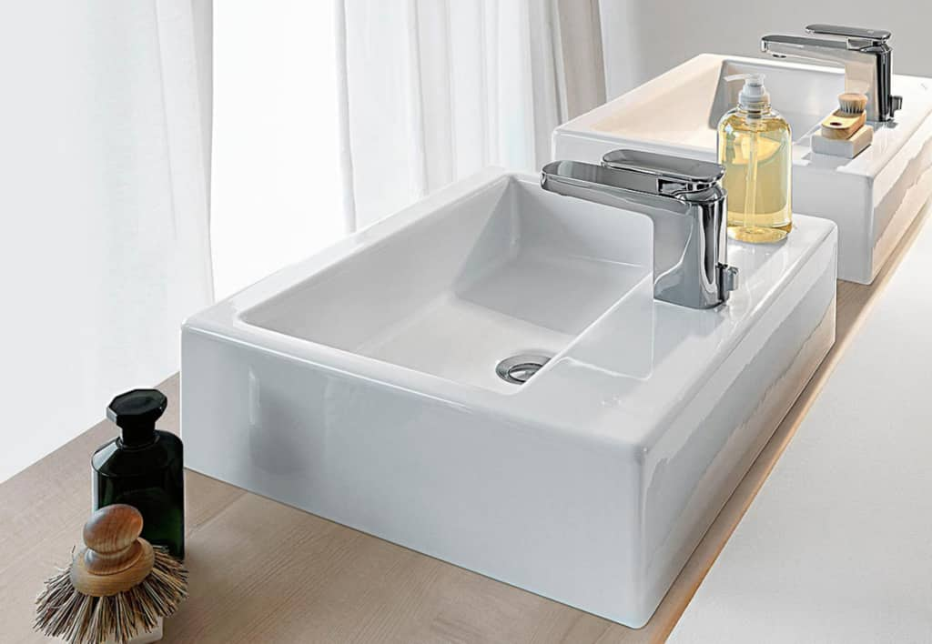 vasque salle de bain laufen living city