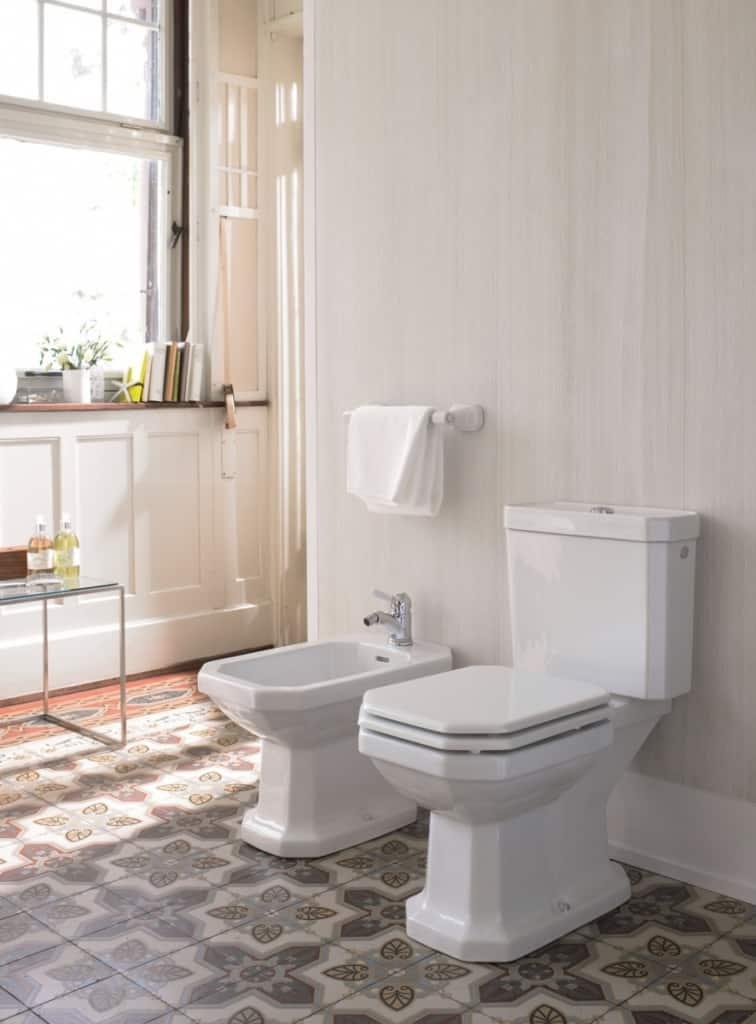Toilette WC et bidet