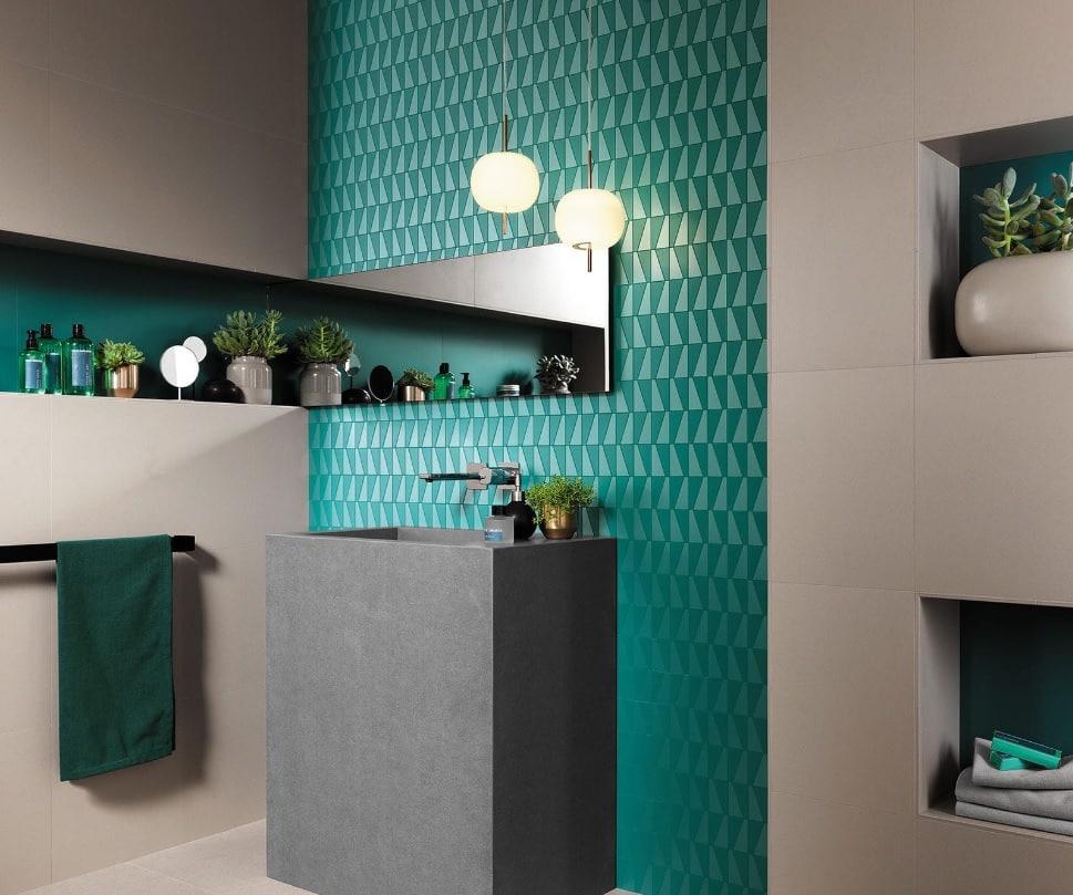 Carrelage salle de bain arkshade