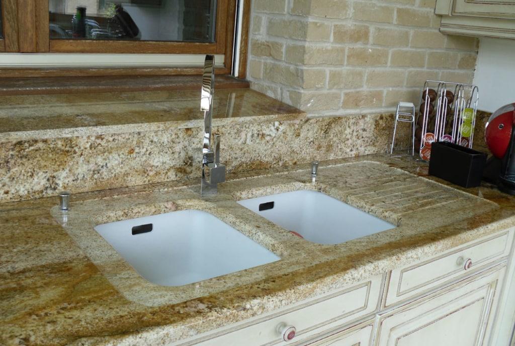 Elegant Plan De Travail Cuisine Granit
