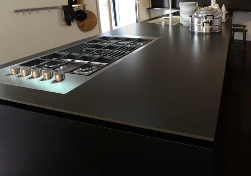 plan de travail de cuisine Domoos Encimera