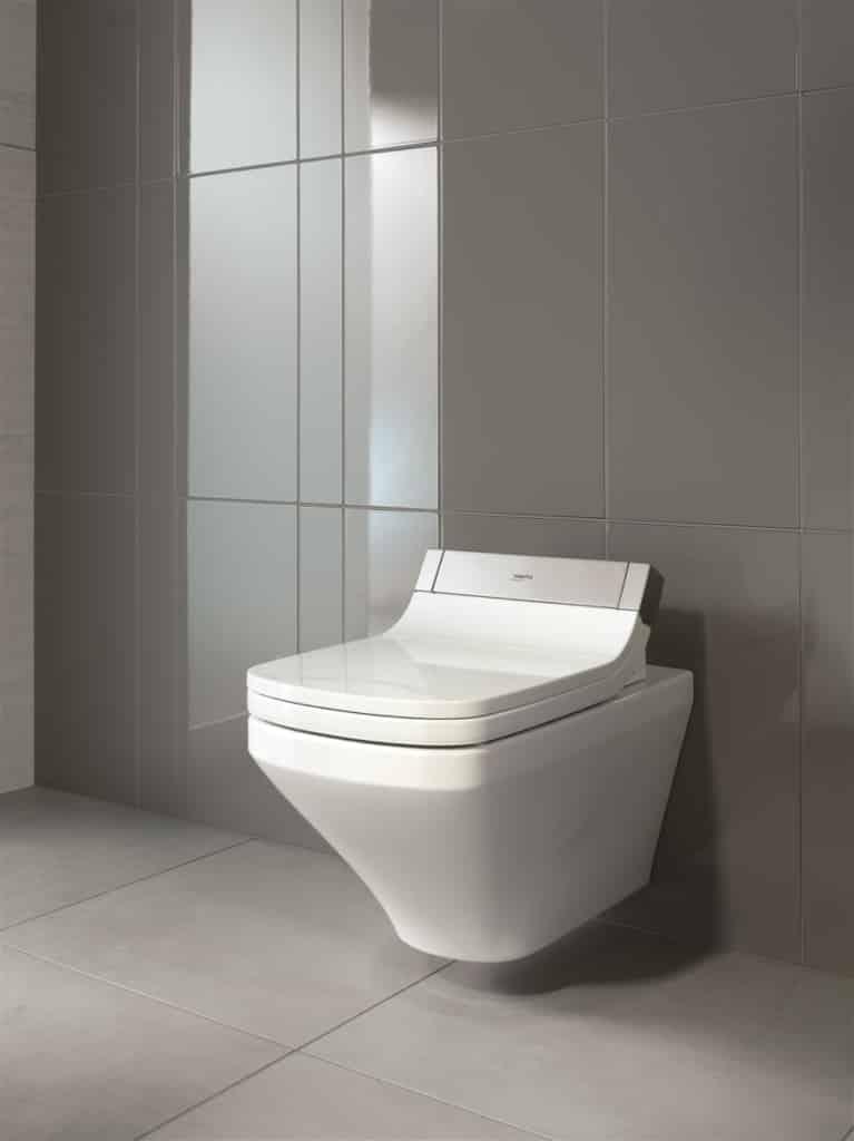 Toilette WC DuraplusEiche