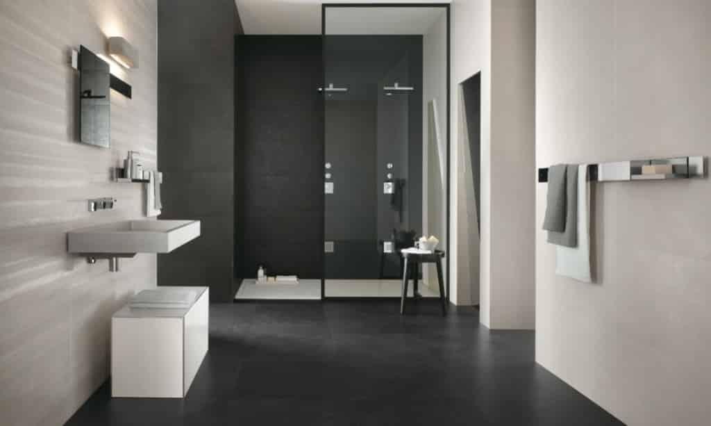 Carrelage salle de bain ewall