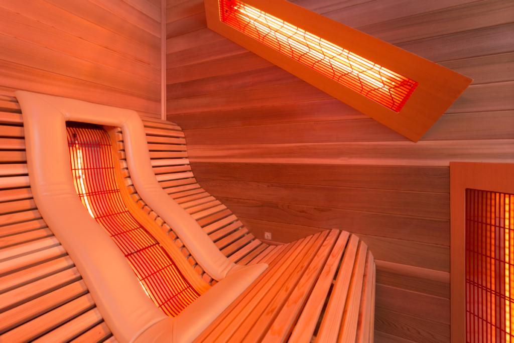cabine infrarouge