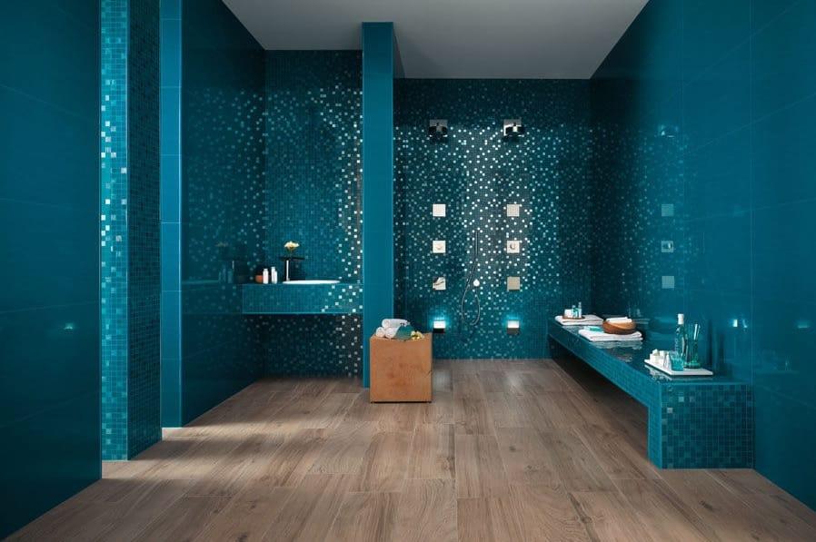Carrelage salle de bain magnifique