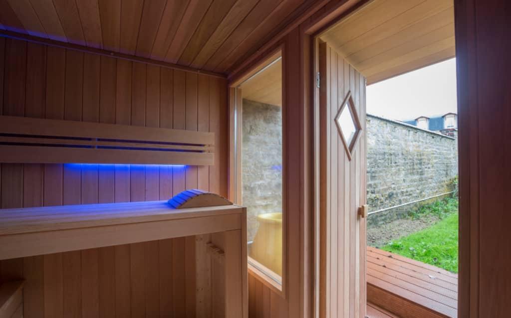 Cabine de sauna Landrune sur mer