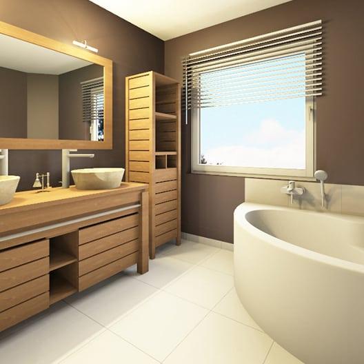 bureau d'étude salle de bain