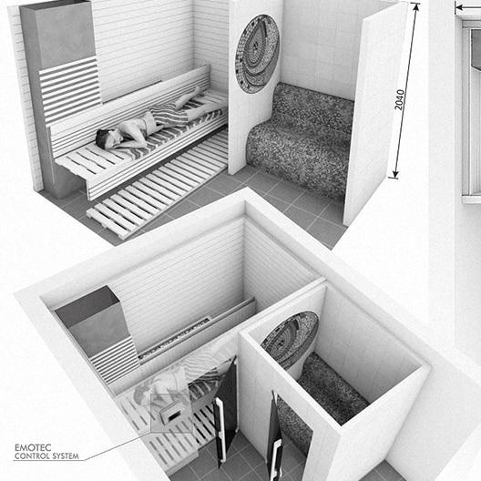 bureau d'étude cabine infrarouge