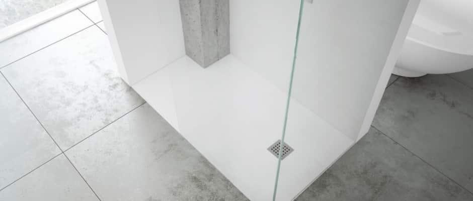 receveur de douche Fiora