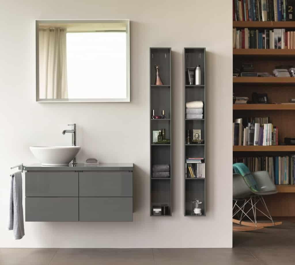 meuble salle de bain cube