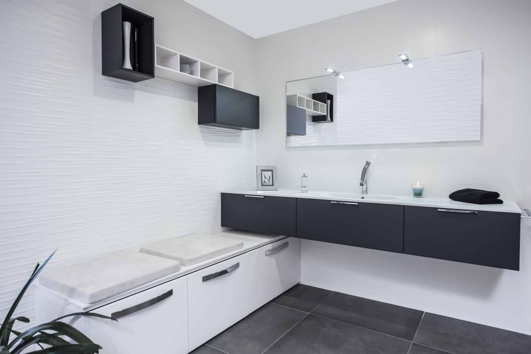 fabricant robinetterie salle de bain Show-room salle de bain