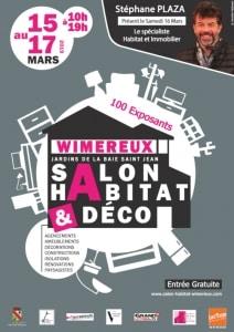 affiche salon habitat wimereux 2019