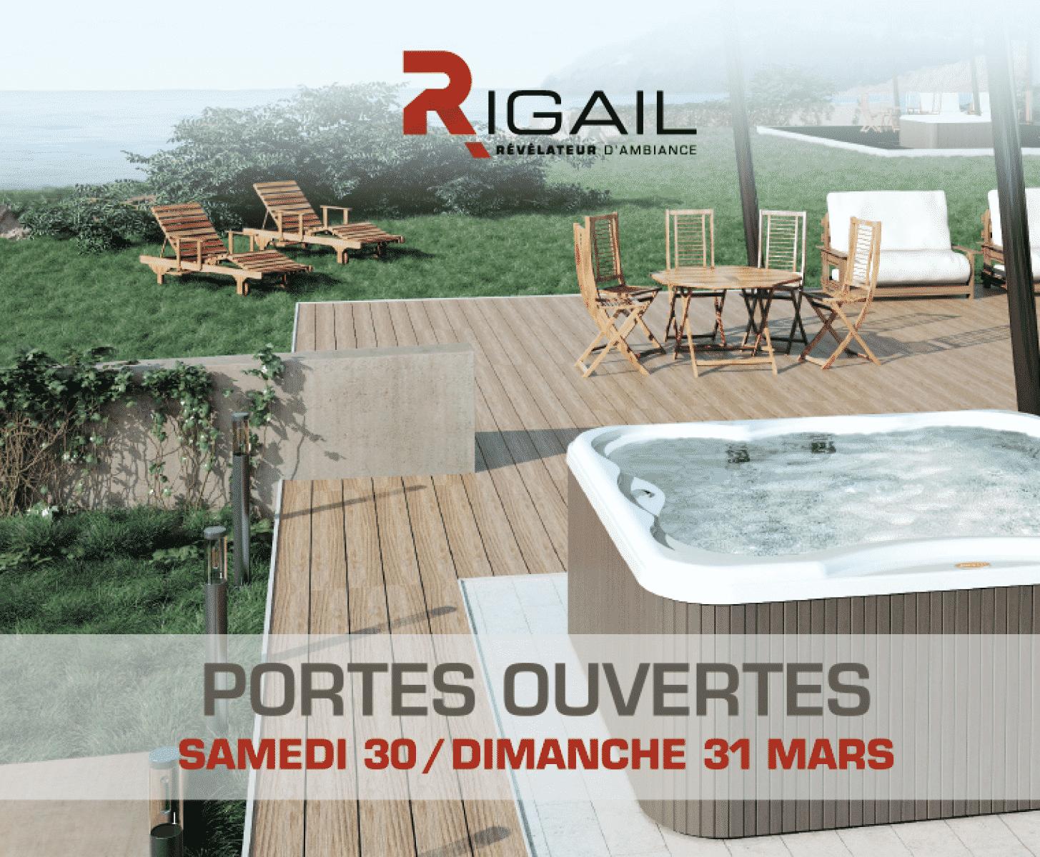 Portes ouvertes Rigail mars 2019