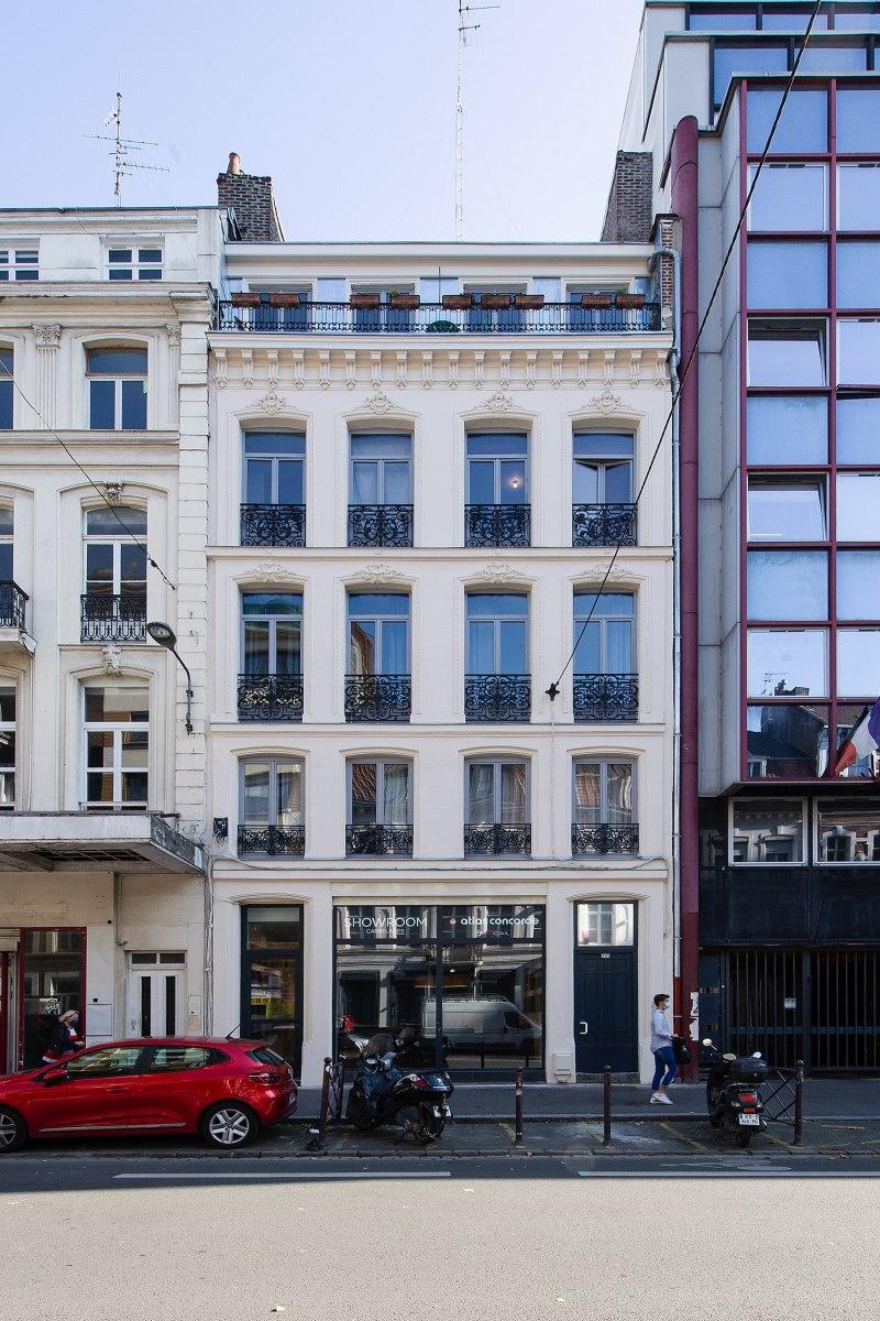 Showroom pro Rigail à Lille